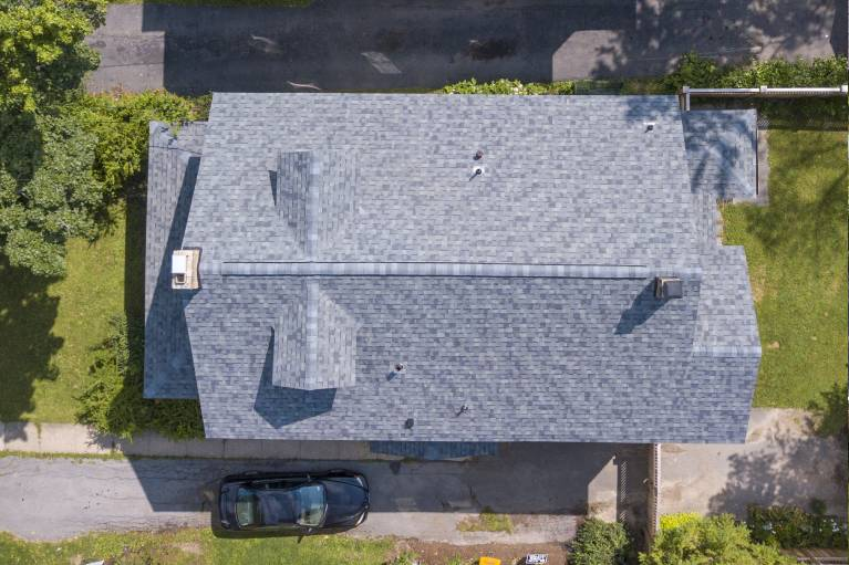 Syracuse Roofing Mj Richardson Contracting